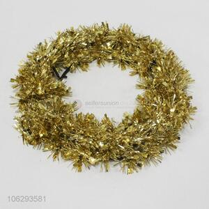Hot selling festival decoration tinsel garland