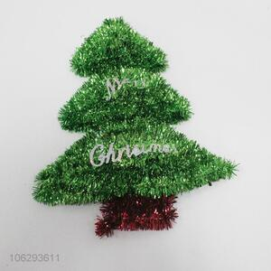 Factory price festival decoration tinsel Christmas tree