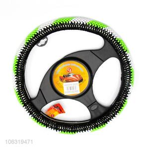 Dependable factory universal fashion car steering wheel cover