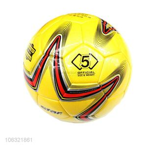 Custom Size 5 Training Soccer Football For Adults
