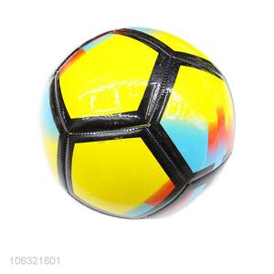 High Quality Machine Stitched Soccer Ball Football Size 5