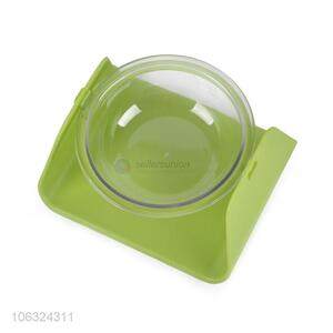 Eco Friendly Cute Style Cat Dog Pet Water Food Resin Pet Bowl