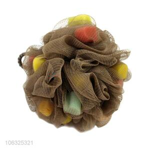 New Arrival Mesh Bath Ball Bath Flower With Sponge