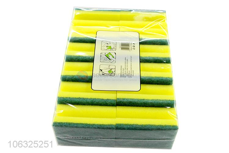 Popular Sponge Scouring Pad Cheap Cleaning Sponge