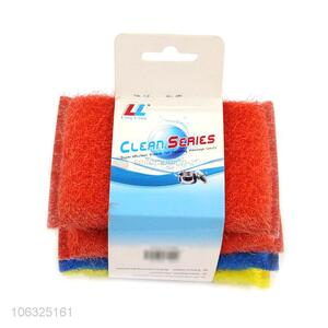 Hot Selling Household Cleaning Sponge Scouring Pad