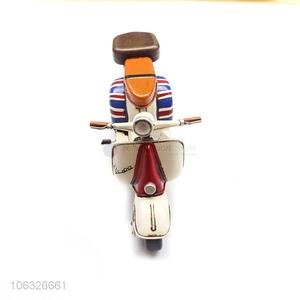 Good Quality Mini Motor Model Old Motorcycle Model For Decoration