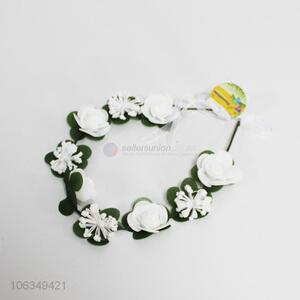 Custom Artificial Flowers Garland Fashion Flower Lei