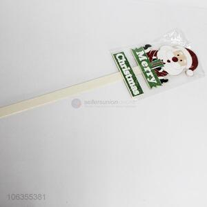 Popular Stylish Santa Claus Shape Christmas Decoration Stick