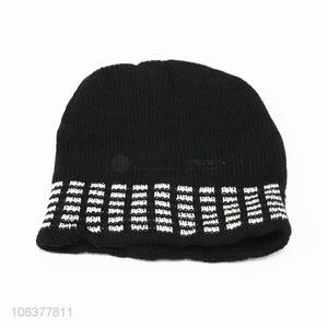 New style kids boys arcylic knitted caps winter hat