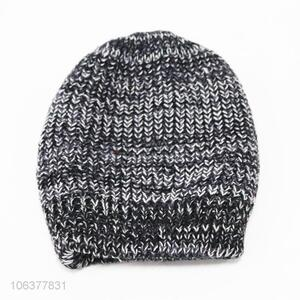 Wholesale price boys knitting hats winter beanie caps