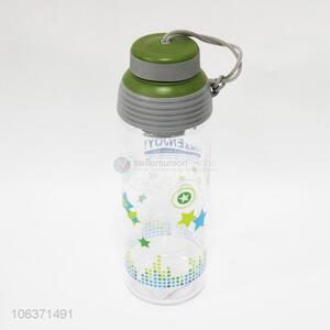 New design plastic portable space cup sports drinking water bottle