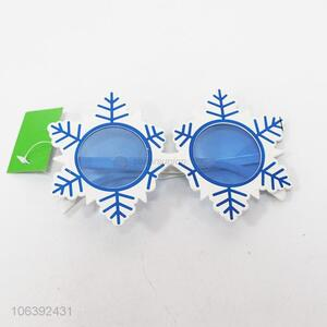 Creative Design Plastic Party Glasses Party Patch