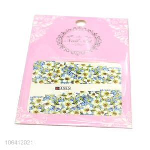 Cheap Price Nail Decorative Decals Nails Watermarking Accessories Nail Stickers
