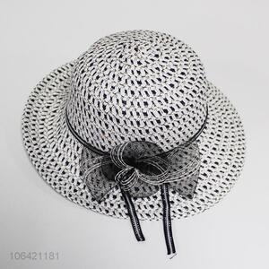 Reliable quality women fashion paper straw hat beach hat
