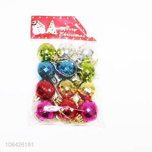New product 12pcs Christmas balls for decoration
