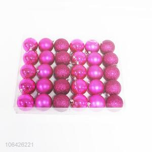 Custom 30PCS Christmas Balls Xmas Decoration