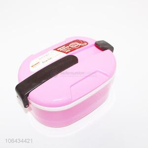 Newly designed high quality plastic lunch box