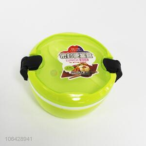 Fashion Design Plastic Lunch Box Best Food Container