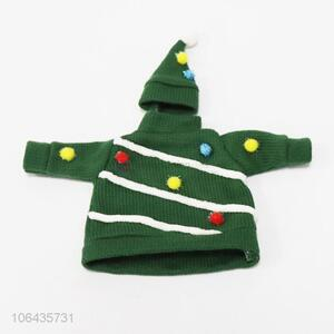Wholesale Unique Design Christmas Knitted Cup Cover