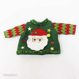 Factory Wholesale Home Decorations  Christmas Knitted Cup Cover