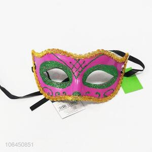Suitable price glitter masquerade mask party eye mask