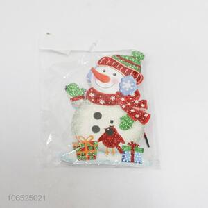 Popular Snowman Pattern Christmas Decoration