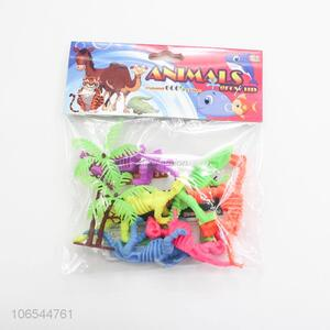 Top Quality Colorful Animals Growing Animal Toy