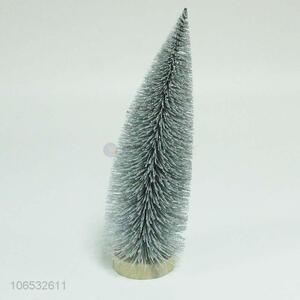 Hot sales indoor decoration mini Christmas tree ornament