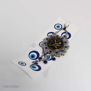Wholesale Turkish Blue Evil Eyes Decoration Hamsa Hanging