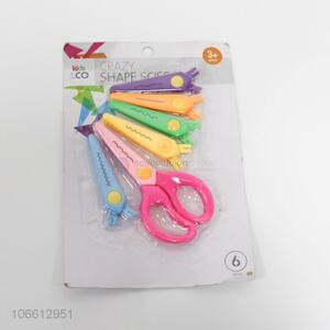 Unique Design Crazy Shape Scissors Paper-Cutting Scissors