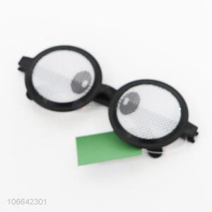 New Arrival Party Patch Plastic Glasses