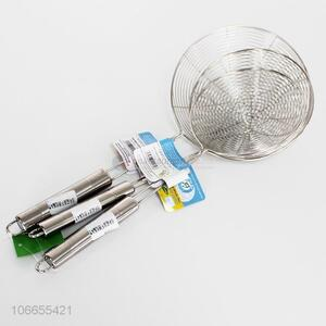 Best Sale 3 Pieces Stainless Steel Mesh Strainer