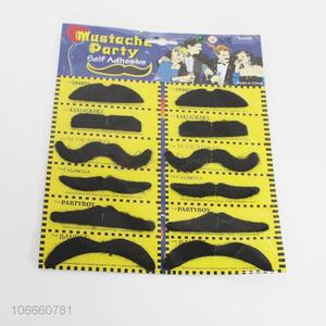Competitive Price Fancy Dress Party False Goatee Mustache Set Kit