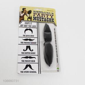 Factory Wholesale Novelty Moustache Party Self Adhesive Moustaches