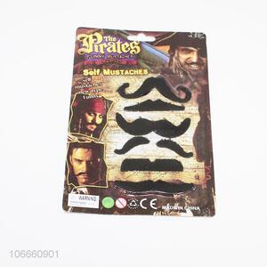 New Style Funny Self Stick Moustache Party Favor Pirate Mustaches