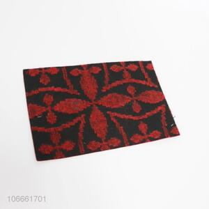 New Design Jacquard Flannelette Table Mat