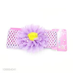New Arrival Fashion Baby Girls Lace Headband Baby Flower Headband