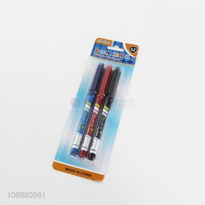 Good Sale 3 Pieces Roller Pen For Office