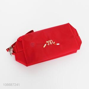 Low price durable travel makeup bag with custom logo
