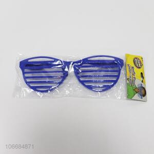 Factory price party supplies plastic glasses novelty glasses