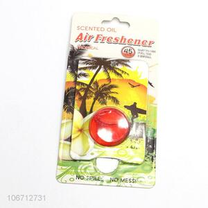 Hot products scented oil car air freshener tropical