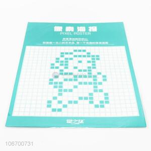 Unique Design Pixel Posters Fashion Sticker