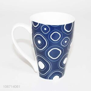 High quality ceramic coffee mug porcelain water cup