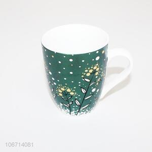 New design hand painted ceramic cup ceramic mug