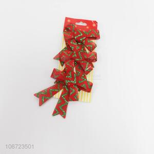 Best Selling Colorful Bowknot Christmas Ornament