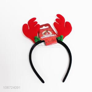Hot Selling Christmas Antlers Hair Hoop