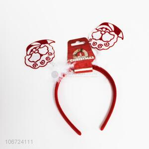 Fashion Design Christmas Hair Hoop
