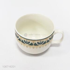 Wholesale Printed Ceramic Cup Best Coffee Mug