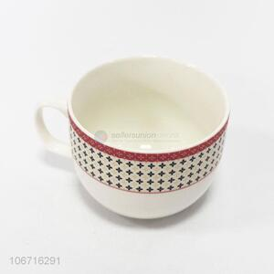 Good Sale Printed Ceramic Cup Coffee Cup