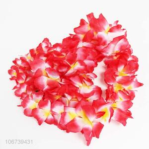 New Design Artificial Flower Lei Fashion Silk Flower